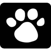 šablona za izradu airbrush ili glitter privremene tetovaže ŠAPICA (paket od 5 kom)